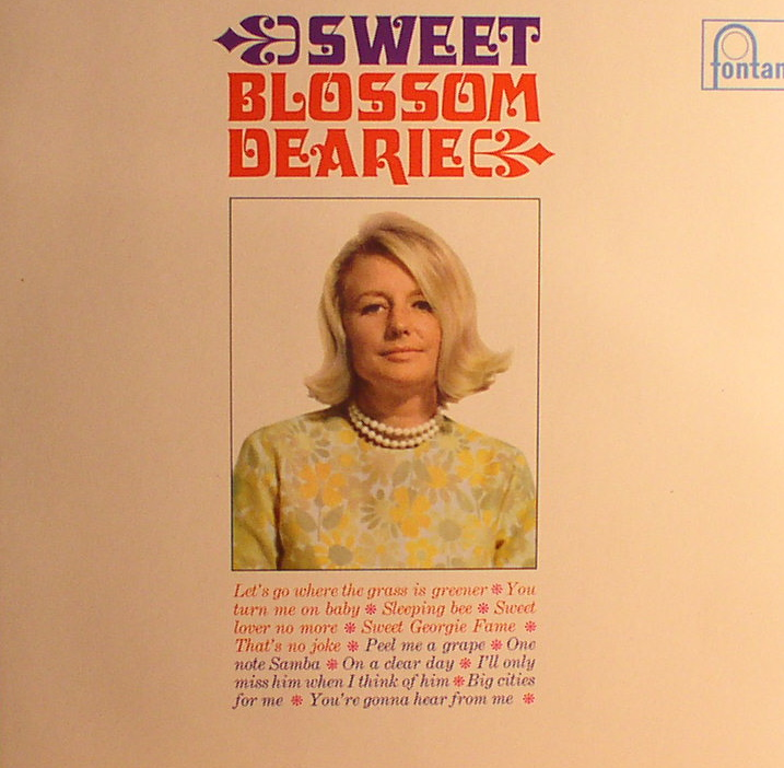 Blossom Dearie...Sweet Blossom Dearie