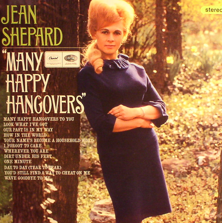 Jean Shepard... Many Happy Hangovers