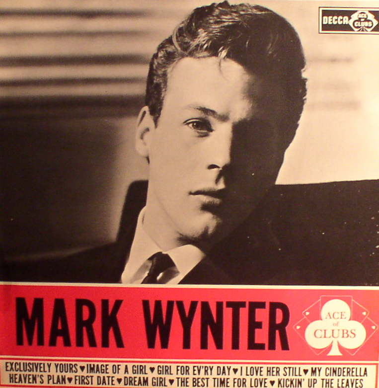 Mark Wynter...Mark Wynter