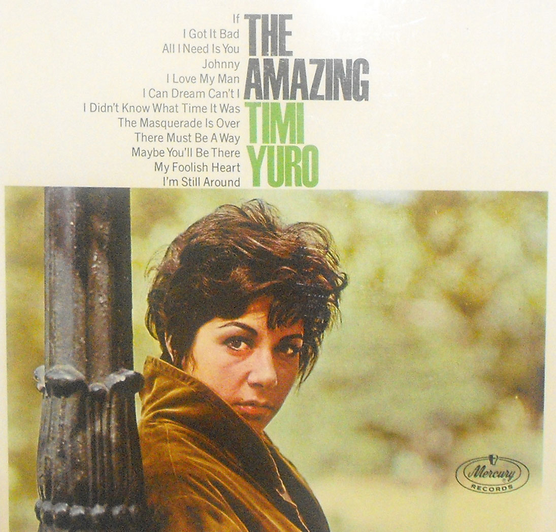 Timi Yuro...The Amazing