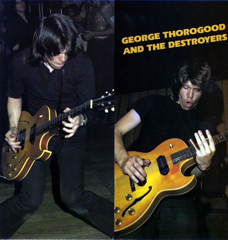 George Thorogood first album