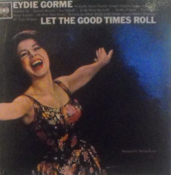 Eydie Gorme... Let the Good Times Roll