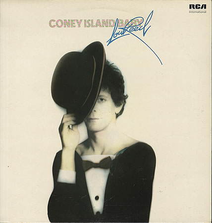 Lou Reed... Coney Island Baby