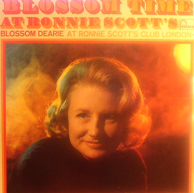 Blossom Dearie...Blossom Time at Ronnie Scott's