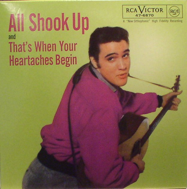 All Shook Up / That's When Your Heartache's