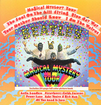 Beatles, The... Magical Mystery Tour