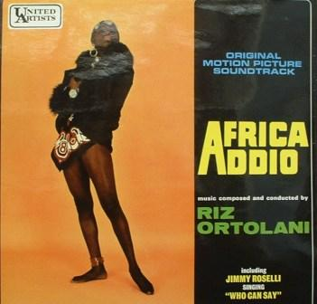 Africa Addio...Soundtrack