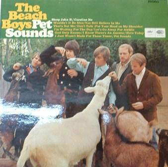 Beach Boys, The... Pet Sounds
