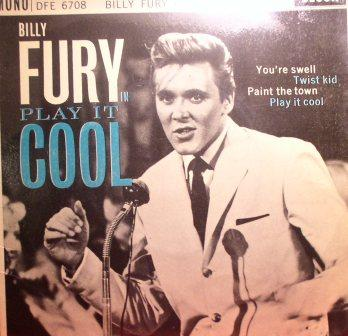 Billy Fury...Play it Cool [EP]