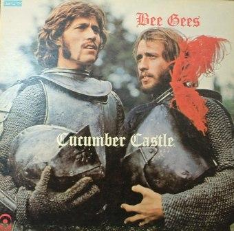 Bee Gees... Cucumber Castle