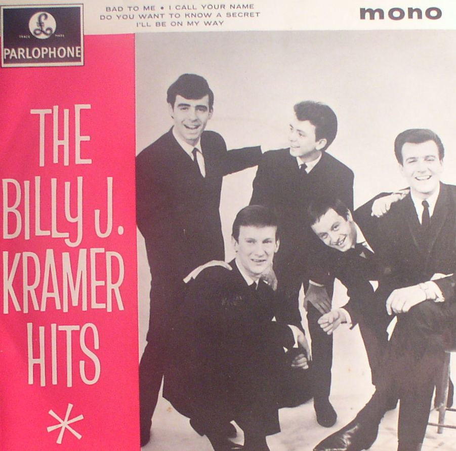 Billy J Kramer... Hits [EP]
