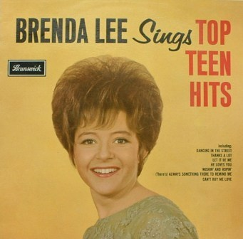 Brenda Lee - Top Teen Hits