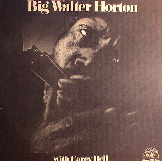 Big Walter Horton... with Carey Bell