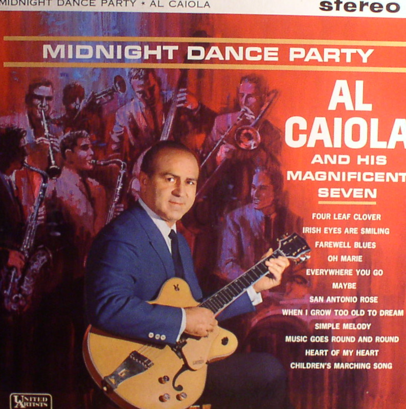 Al Caiola... Midnight Dance Party