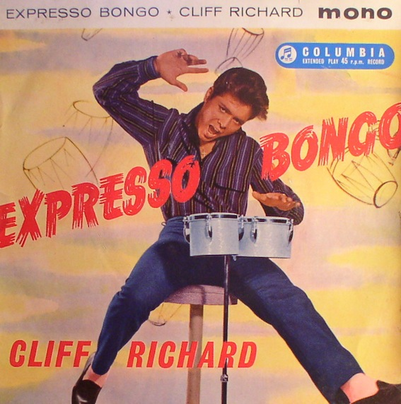 Cliff Richard... Expresso Bongo [UK EP]