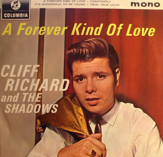 Cliff Richard...A Forever Kind of Love [EP]