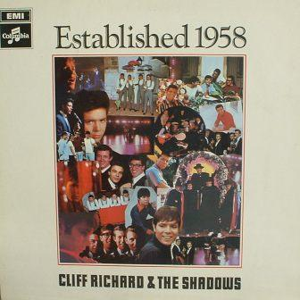 Cliff Richard...Established 1958