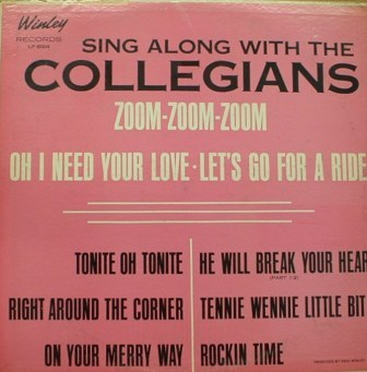 Collegians, The...Sing Along With