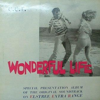 Cliff Richard...Wonderful Life [Rare Elstree E.R issue]