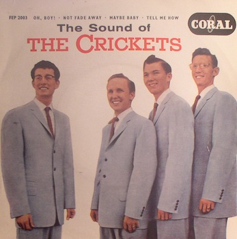 Crickets, The... Sound Of.. [UK EP]