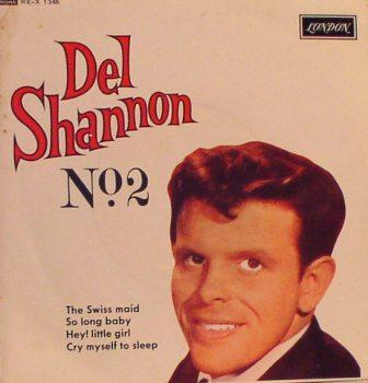 Del Shannon..No.2 [UK EP]