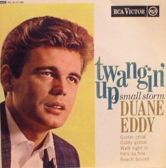 Duane Eddy...Twangin' up a Small Storm [EP]