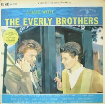 Everly Brothers, The...A Date With