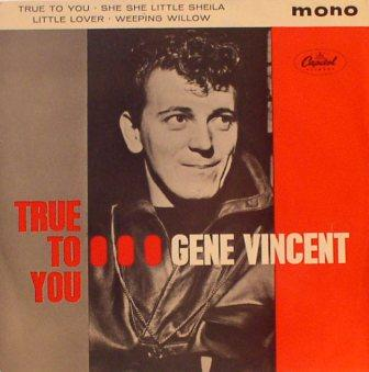 Gene Vincent... True to You [EP]