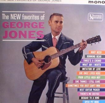 George Jones... New Favorites of...