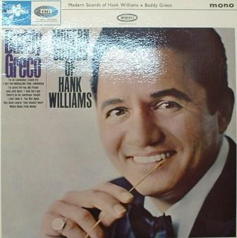 Buddy Greco...Modern Sound of Hank Willams