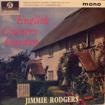 Jmmie Rodgers... English Country Garden [UK EP]