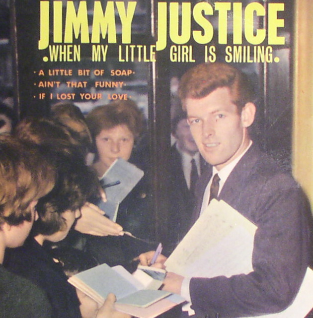 Jimmy Justice...Hit Parade [EP]