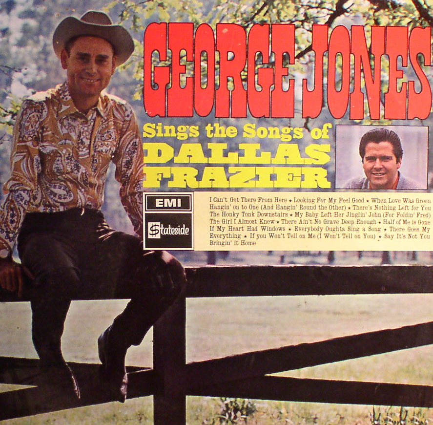 George Jones... Sings the Songs of Dallas Frazier