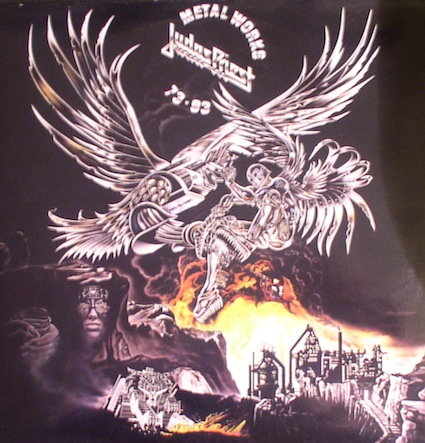 Judas Priest...Metal Works 73-93