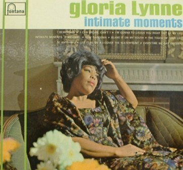 Gloria Lynne... Intimate Moments