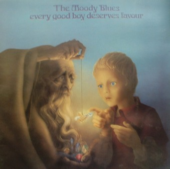 Moody Blues, The...Every Good Boy Deserves Favour