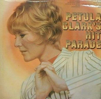 Petula Clark...Hit Parade LP