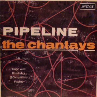 Chantays, The...Pipeline [EP]