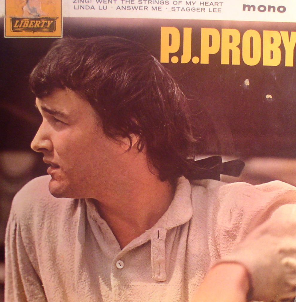 P J Proby P J Proby Uk Ep 163 15 00 Wax Factor