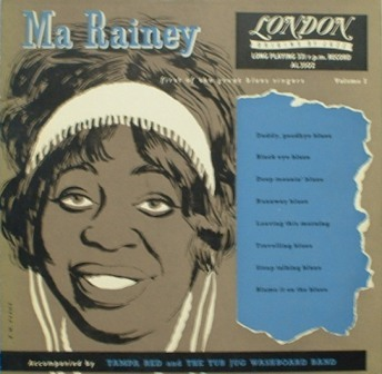 Ma Rainey... Volume 1