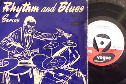 Swallows, The & Dominoes, The... Rhythm & Blues Series EP