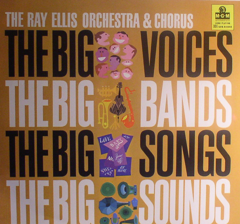 Ray Ellis... The Big Voices