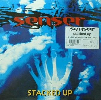 Senser... Stacked Up [LP]