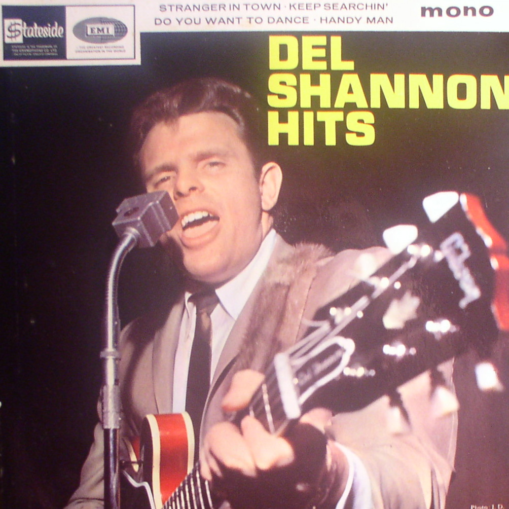 Del Shannon... Hits [UK EP]
