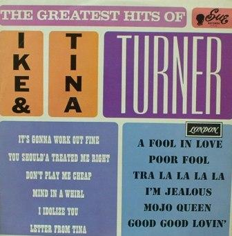 Ike & Tina Turner... Greatest Hits