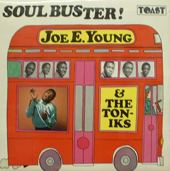Joe E. Young...Soul Buster!