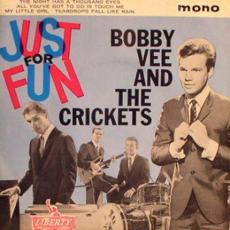 Bobby Vee & The Crickets...Just for Fun [EP]