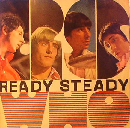 Who, The...Ready, Steady, Go [EP]